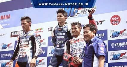 Hasil Yamaha Cup Race Purwokerto 2015 - Progress Injeksi Membaik!