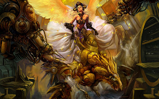 CG Fantasy art women images