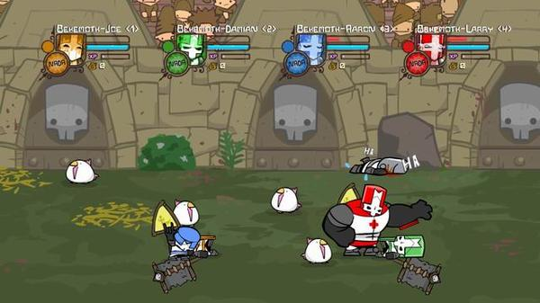 castle crashers pc download free