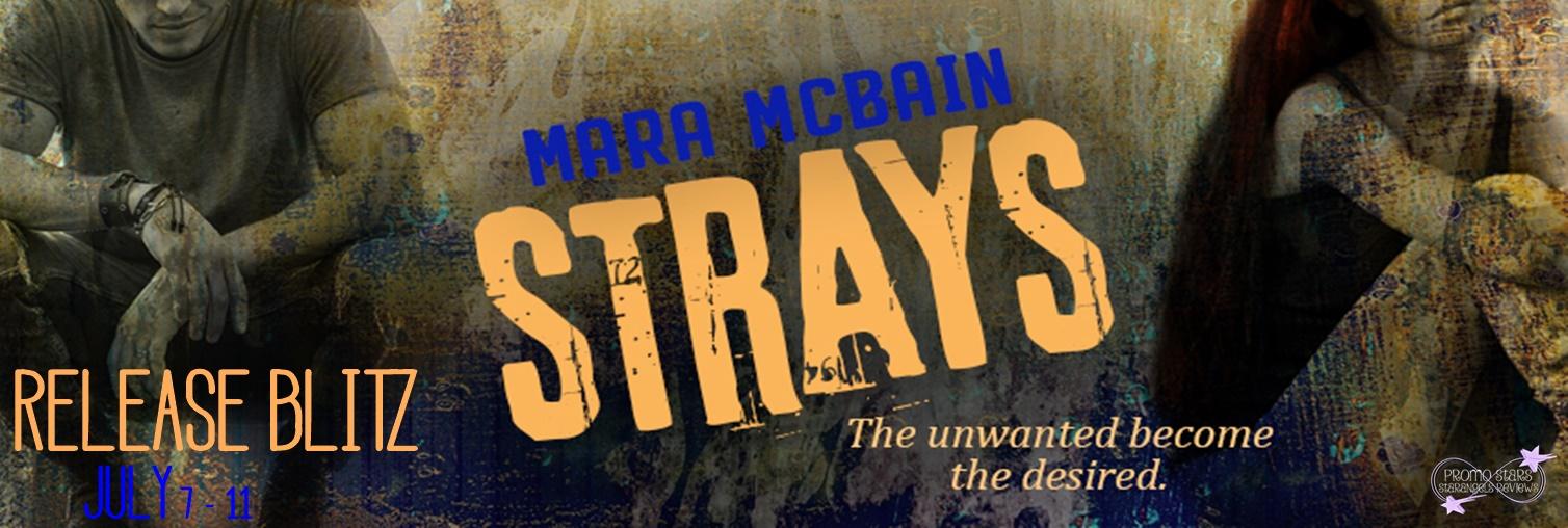 Strays Release Blitz