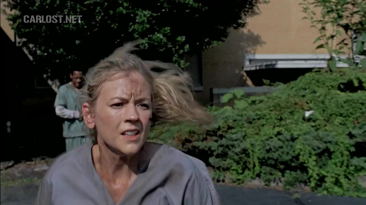 Emily Kinney quinta temporada the walking dead