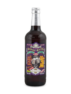 Winter Welcome Ale Bottle
