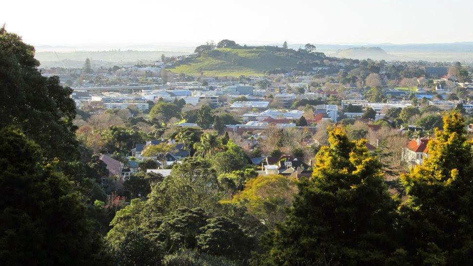 Auckland Cité jardin