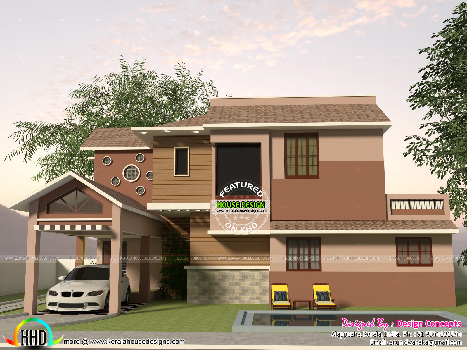 Attractive Home Design Concepts