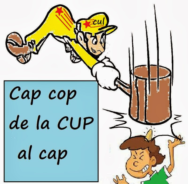 CAP COP de la CUP al CAP. Violencia CERO