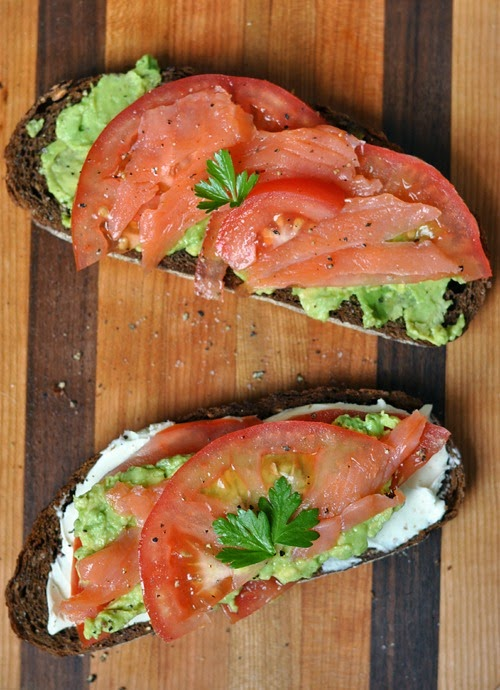 Avocado Toast with a Twist!