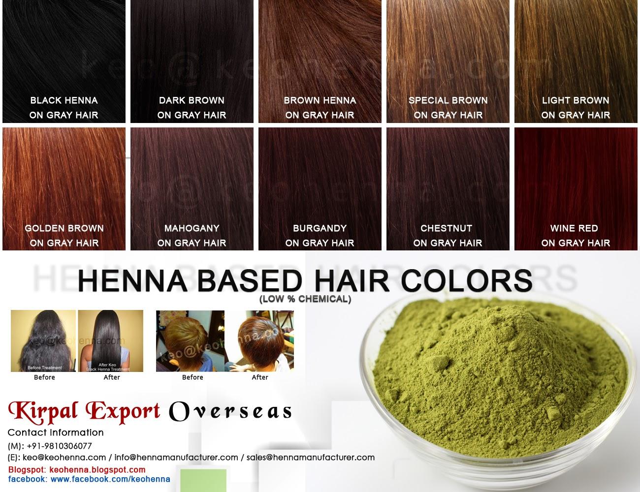 Kirpal Export Overseas Natural Henna Manufacturers KEO39s Henna