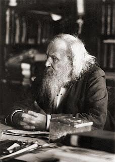 Dmitri Ivanovic Mendeleev