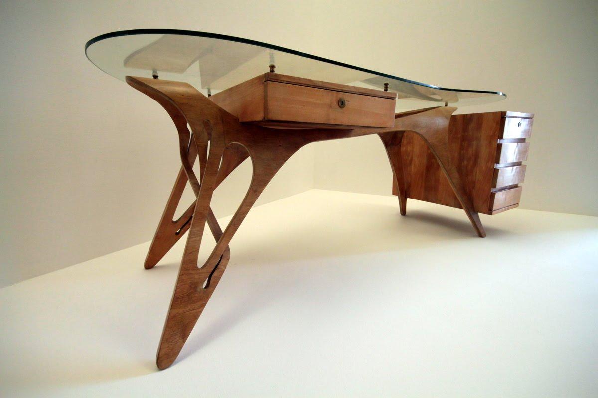 Building Furniture Carlo Mollino 1905 1973