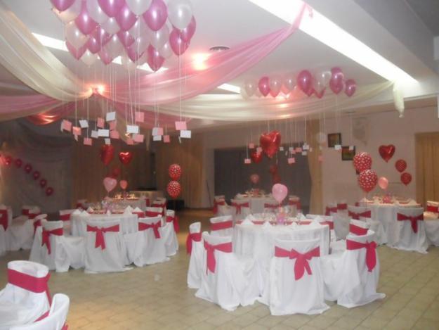 Ornamentacion con telas y globos imagui Ornamentacion con globos