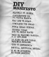 MANIFIESTO DIY