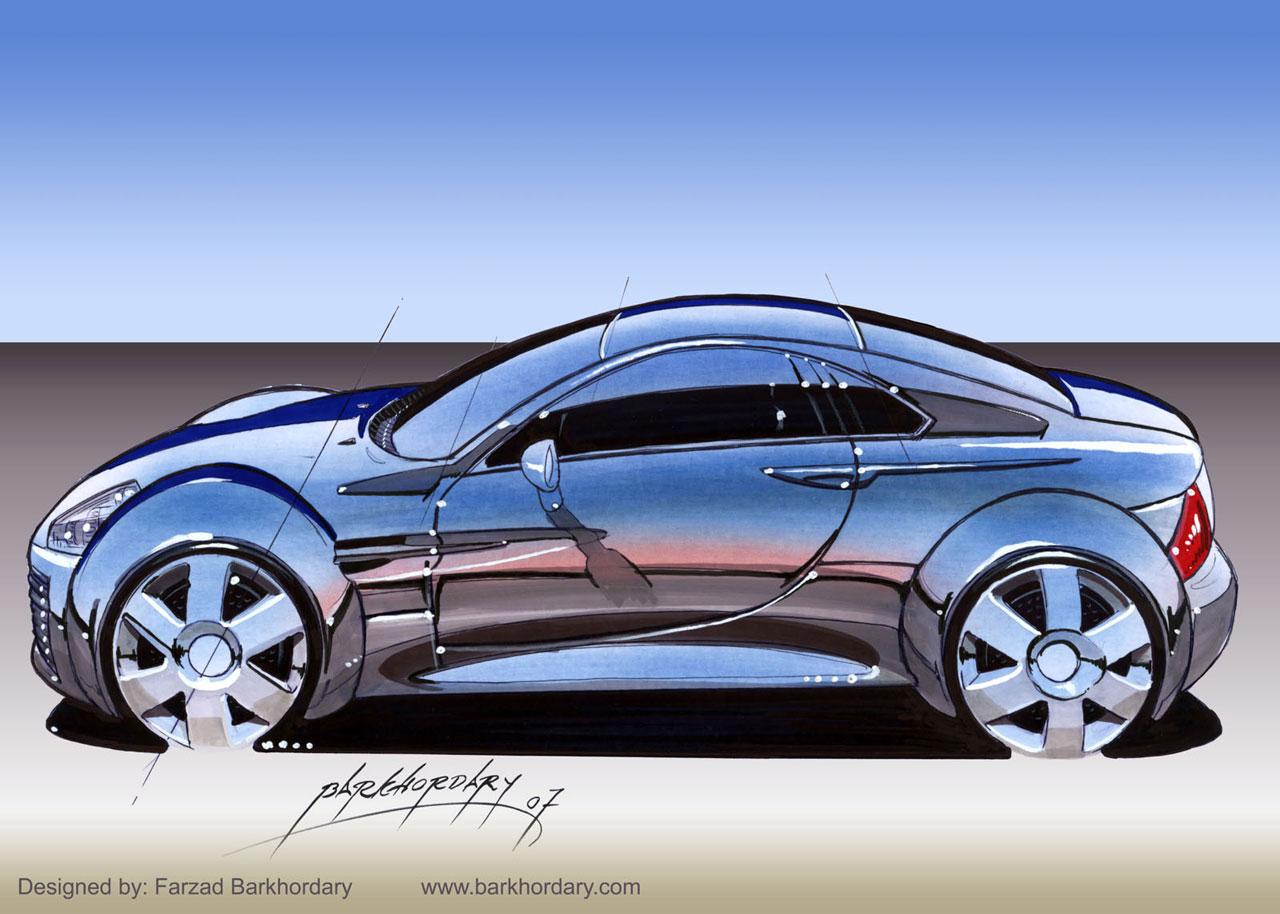 new sports speedicars: mini sports cars images