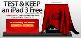 Test And Keep This iPad 3. Click Here!