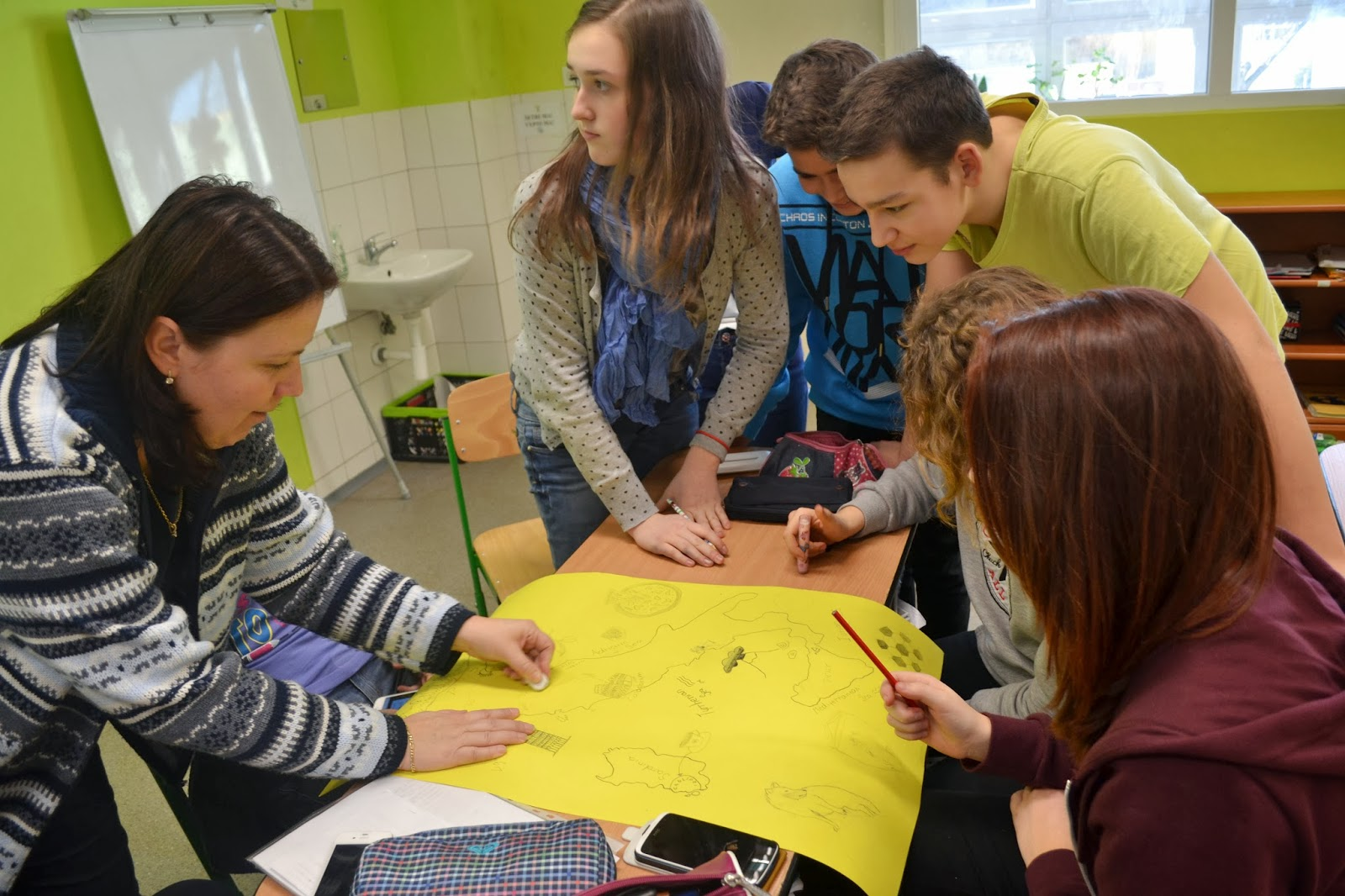 IT'S ABOUT US, IT'S ABOUT EUROPE!: Slovak students were making ...
