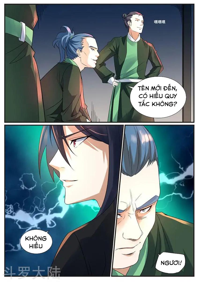 Ngự Thiên chap 67 - Trang 5