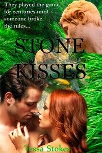 Stone Kisses a modern fantasy romance
