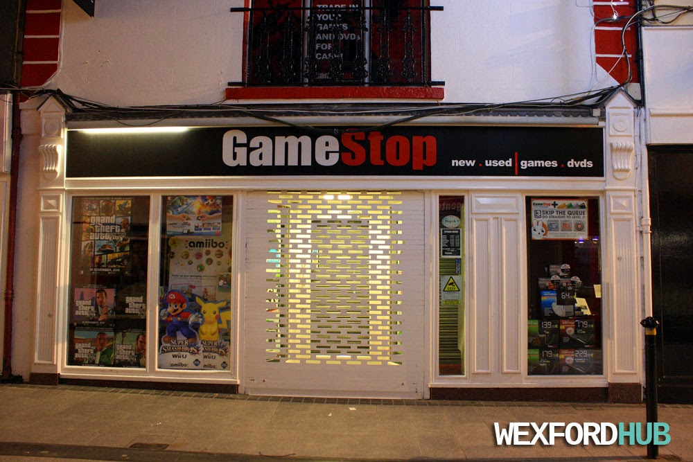 Gamestop, Wexford