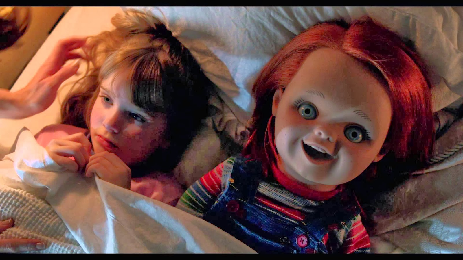 from Chris free chucky the doll porn