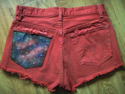 galaxy-kosmos-spodenki-szorty-modne-diy-lucky-loser-trendy