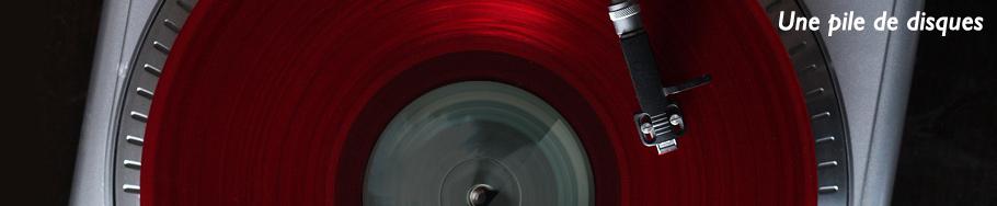 •une•pile•de•disques•