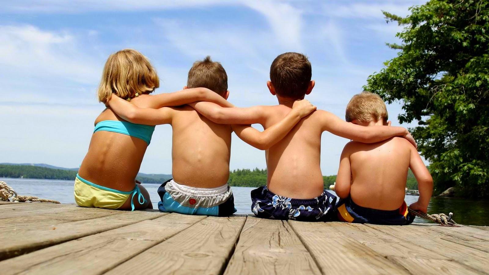 Фото про друзей детей