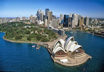 sydney-australia-operahouse-world-famous-place