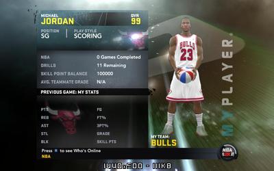 NBA 2K11 My Player patch Nba Superstars plus download