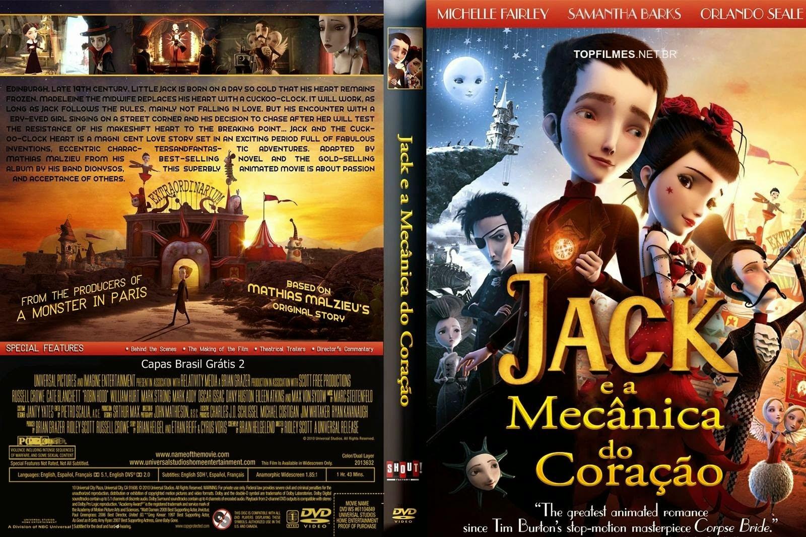 Jack e o Coração Mecânico DVDRip XviD Dual Áudio jack 2Be 2Ba 2Bmec C3 A2nica 2Bdo 2Bcora C3 A7 C3 A3o