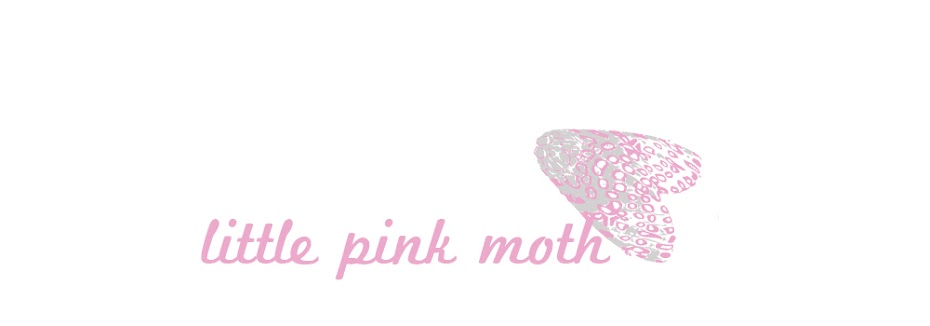 little pink moth