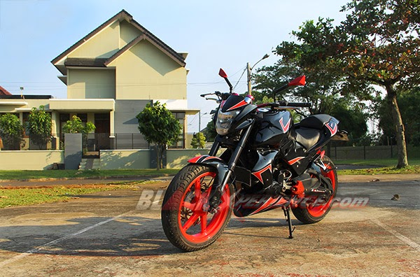 Modifikasi Honda Tiger - Blackxperience.com