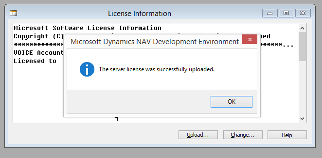 How to upload license file into Dynamics NAV - Microsoft ... Pictures In Dynamics Nav Email Message