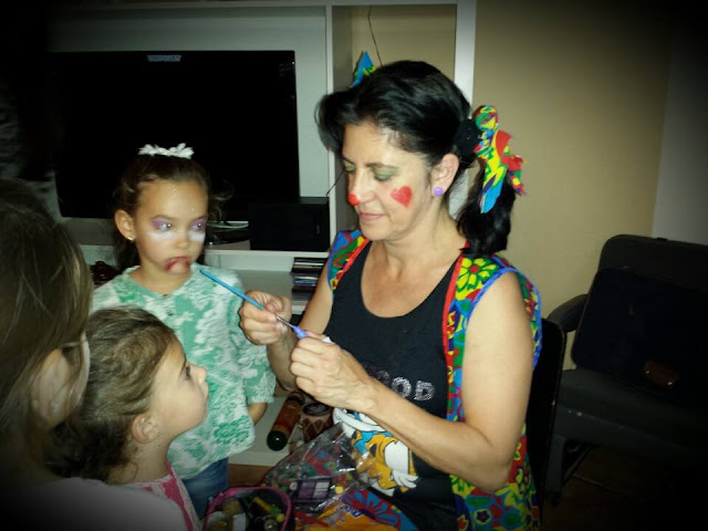 Pintacaras para cumpleaños y fiestas infantiles