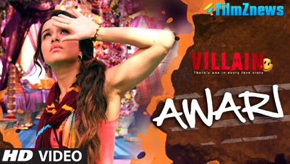Awari - Ek Villain (2014) HD Music Video Watch Online