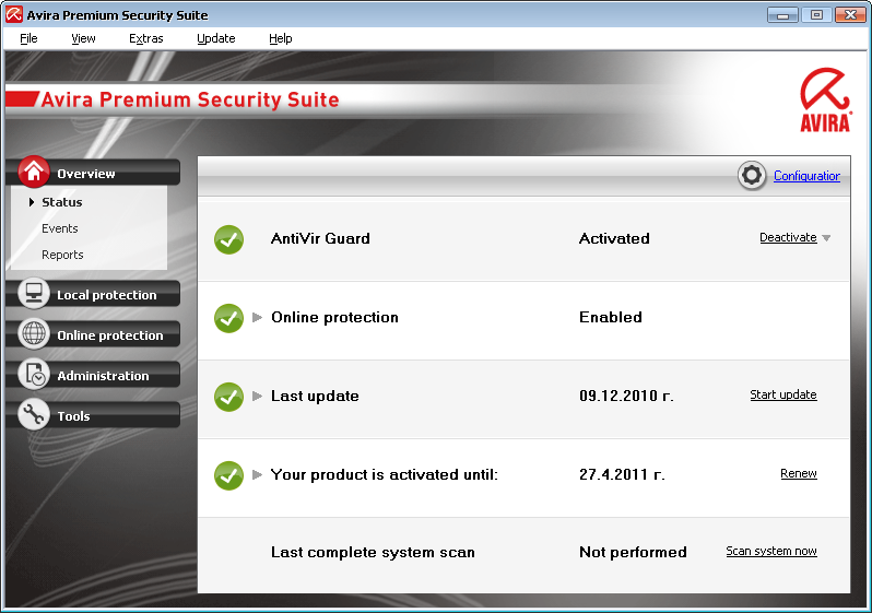 Avira premium security suite 8 new key 2017 hbedv.key
