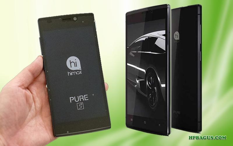 Spesifikasi Himax Pure S Android