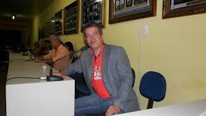PROFESSOR RAFAEL FOI O PRIMEIRO COORDENADOR DA OLIMPÍADA BRASILEIRA DE FÍSICA NA PARAÍBA (OBF)