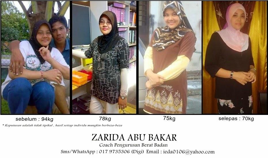 Coach Bebas Herbalife - Zarida Abu Bakar