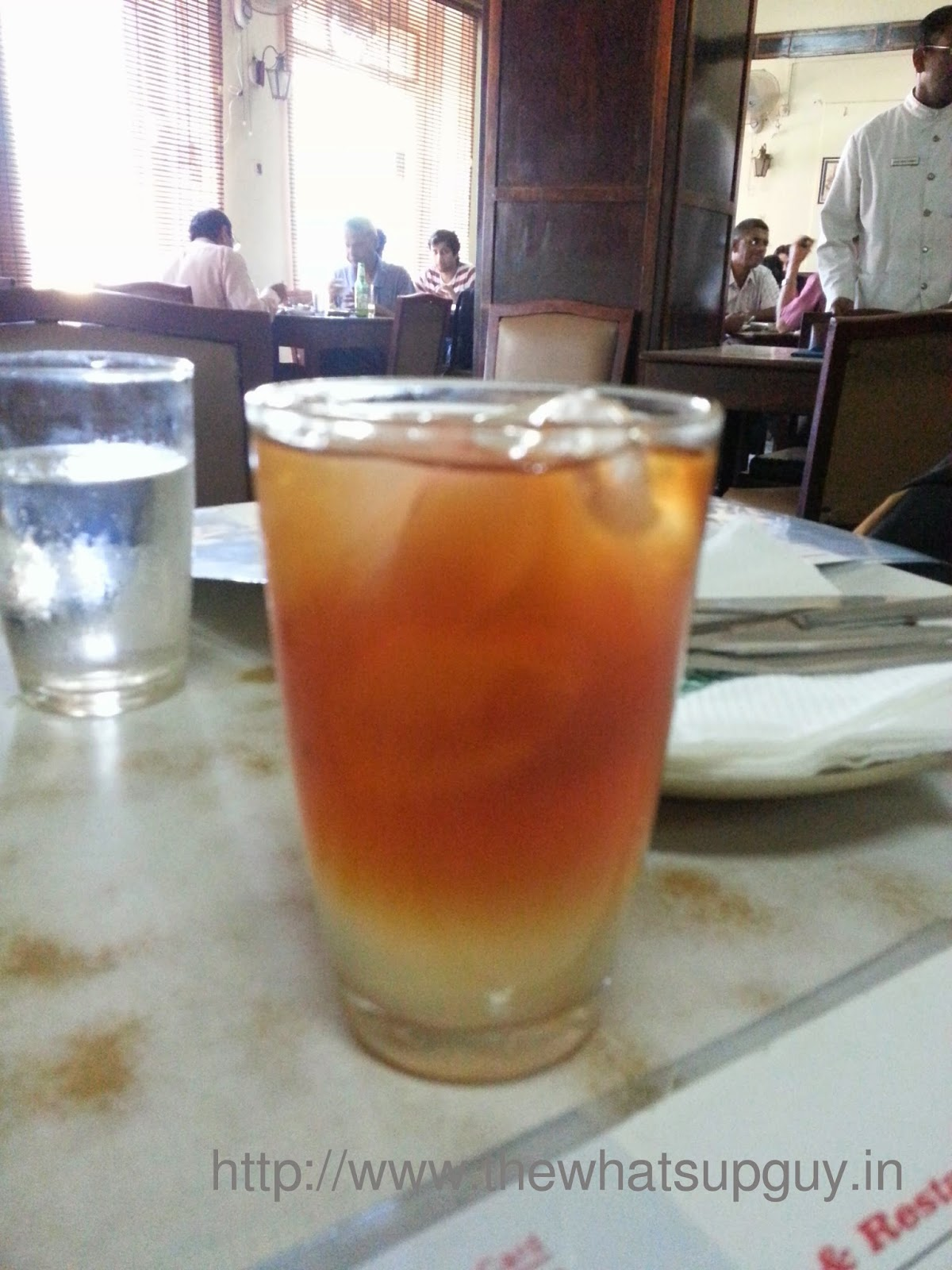 Iced Tea Koshy's Review