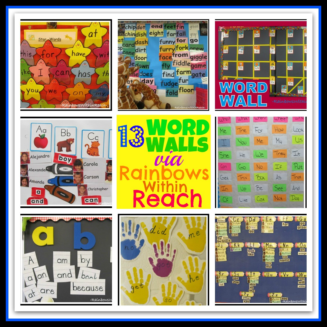 Awesome Word Wall Bulletin Board Ideas Pictures Inspiration - Wall ...