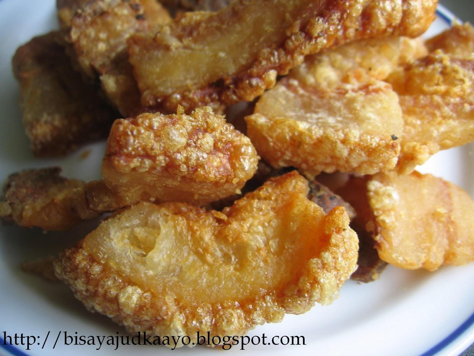 Pork chicharon recipes