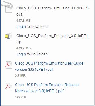 download cisco ucs emulator 3