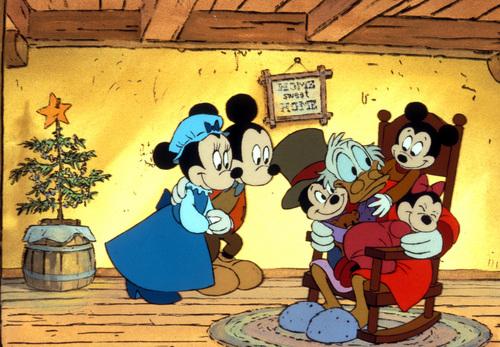 Holiday Film Reviews: Mickey's Christmas Carol