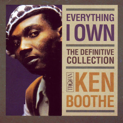 KEN BOOTHE - Everything I Own - The Definitive Collection