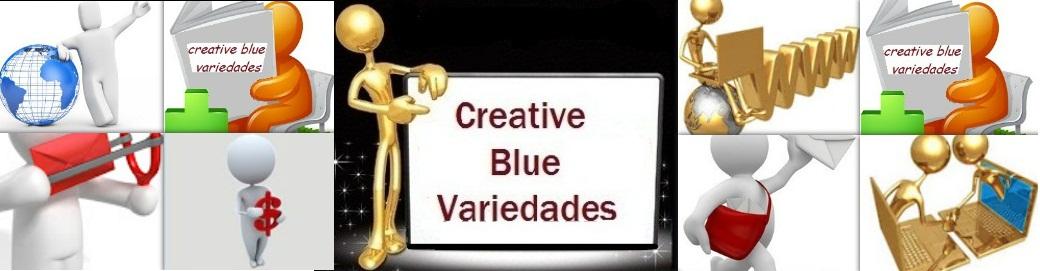 Creative Blue Variedades