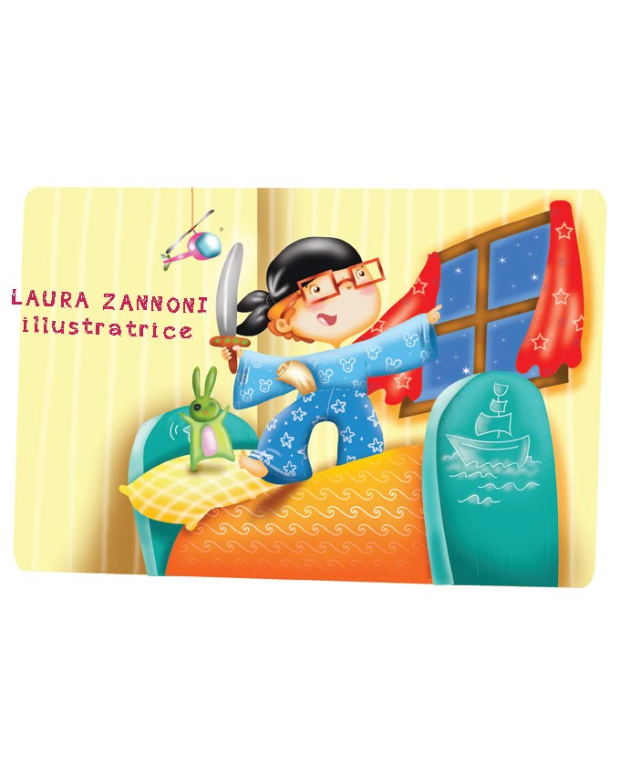 LAURA ZANNONI illustratrice
