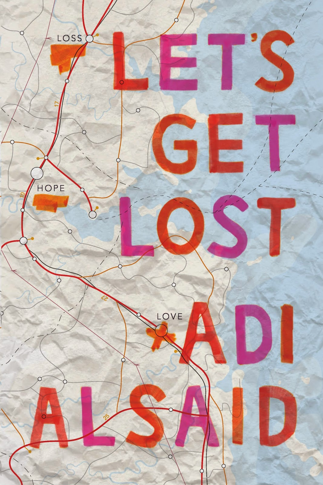 https://www.goodreads.com/book/show/18812437-let-s-get-lost