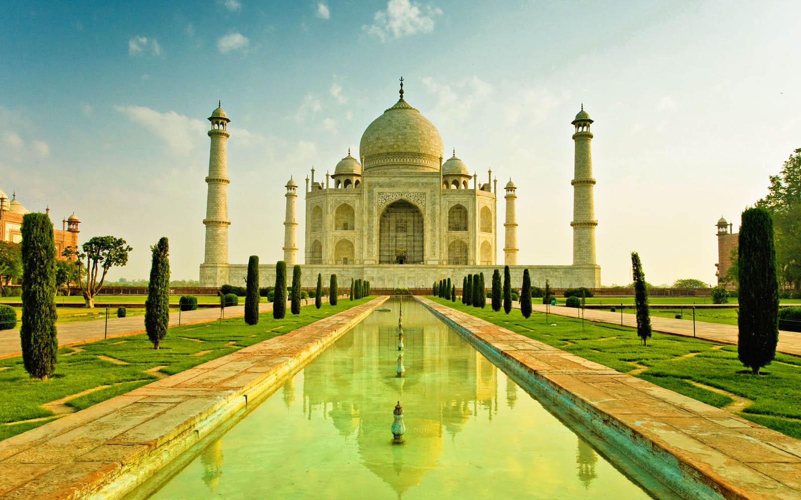 Wallpapers taj mahal wallpapers Indian building photos