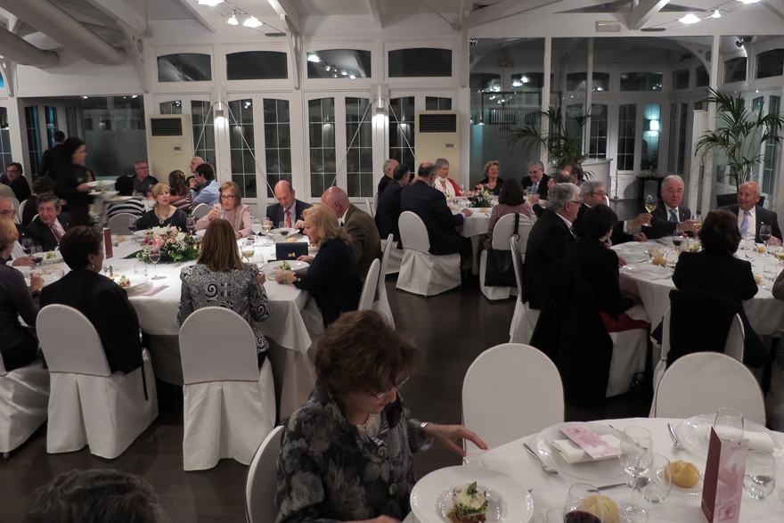 EXFILNA Avilés, cena palmarés