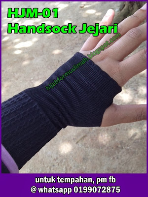 Handsock Jejari Cotton Amboss
