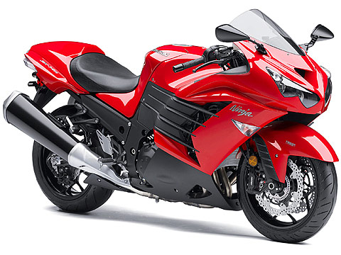 Gambar Motor 013 Kawasaki Ninja ZX-14R ABS - 480x360 pixels